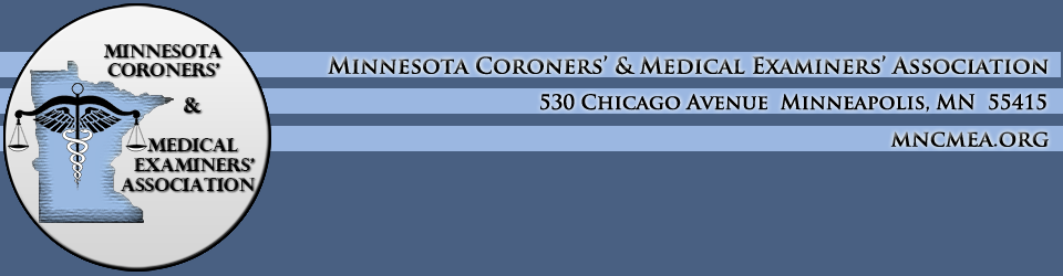 MN Coroners' & Medical Examiners' Association